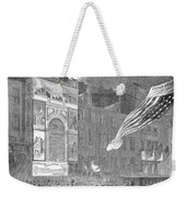 Abolition Of Slavery, 1864 Weekender Tote Bag