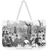 Abolition: Phillips, 1851 Weekender Tote Bag by Granger