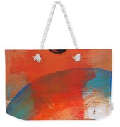 Aboriginal Ocean Weekender Tote Bag