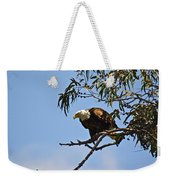 About To Fly Weekender Tote Bag