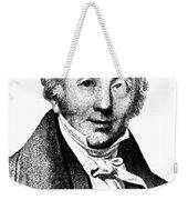 Abraham Colles, Irish Surgeon & Weekender Tote Bag