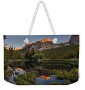 Absaroka Range Reflection Weekender Tote Bag