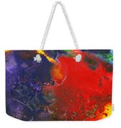 Abstract - Crayon - Andromeda Weekender Tote Bag