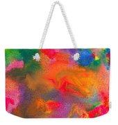 Abstract - Crayon - Melody Weekender Tote Bag by Mike Savad