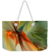 Abstract 021412a Weekender Tote Bag