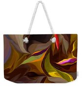Abstract 022212 Weekender Tote Bag