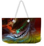 Abstract 022712 Weekender Tote Bag