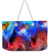 Abstract 032812a Weekender Tote Bag