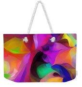 Abstract 041412 Weekender Tote Bag