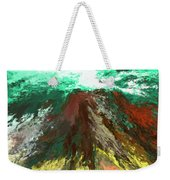 abstract 082511A Weekender Tote Bag