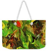 Abstract 090512a Weekender Tote Bag