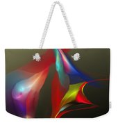 Abstract 091612a Weekender Tote Bag