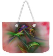 Abstract 101211b Weekender Tote Bag
