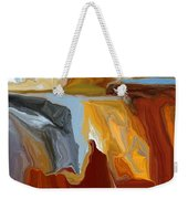 Abstract  101311b Weekender Tote Bag