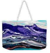 Abstract 102711 Weekender Tote Bag