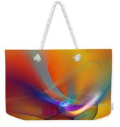Abstract 110211 Weekender Tote Bag