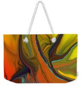 Abstract 110311 Weekender Tote Bag