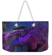 Abstract 112711a Weekender Tote Bag