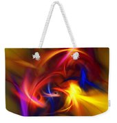abstract 112811A Weekender Tote Bag