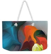 Abstract 122211 Weekender Tote Bag