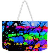 Abstract 174 Weekender Tote Bag