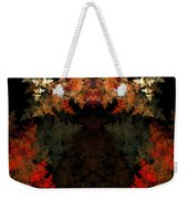 Abstract 178 Weekender Tote Bag
