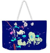 Abstract 179 Weekender Tote Bag