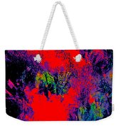 Abstract 248 Weekender Tote Bag