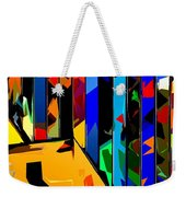 Abstract 26 Weekender Tote Bag