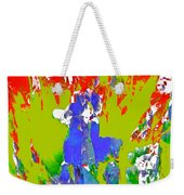 Abstract 260 Weekender Tote Bag