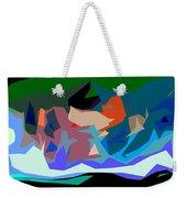 Abstract 28 Weekender Tote Bag