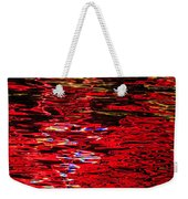 Abstract 296 Weekender Tote Bag