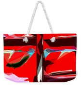 Abstract 30 Weekender Tote Bag