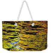 Abstract 301 Weekender Tote Bag