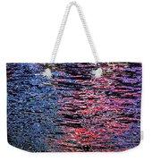Abstract 367 Weekender Tote Bag