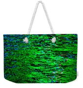 Abstract 405 Weekender Tote Bag