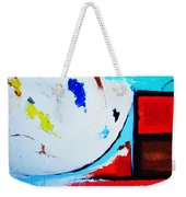 Abstract  6 Weekender Tote Bag by Snake Jagger