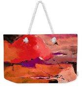 Abstract 695623 Weekender Tote Bag
