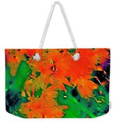 Abstract 83 Weekender Tote Bag