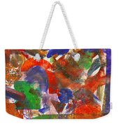 Abstract - Acrylic - Synthesis Weekender Tote Bag
