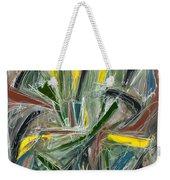 Abstract Art Fifteen Weekender Tote Bag