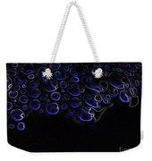 Abstract Art Series. Blue Fantasy. Weekender Tote Bag