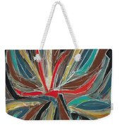 Abstract Art Sixteen Weekender Tote Bag