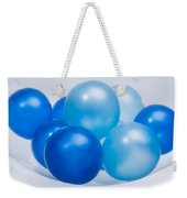Abstract Balloon Weekender Tote Bag