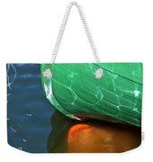 Abstract Boat Stern Weekender Tote Bag