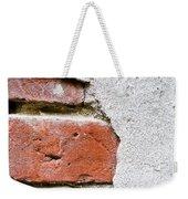 Abstract Brick Wall II Weekender Tote Bag
