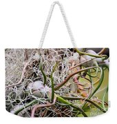 Abstract Caput Medusae Weekender Tote Bag