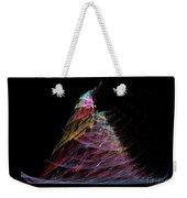 Abstract Christmas Tree 1 Weekender Tote Bag