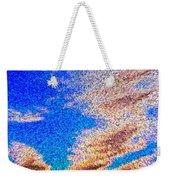 Abstract Dimensional Art Weekender Tote Bag