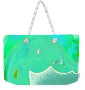 Abstract Down By The Sea  Weekender Tote Bag